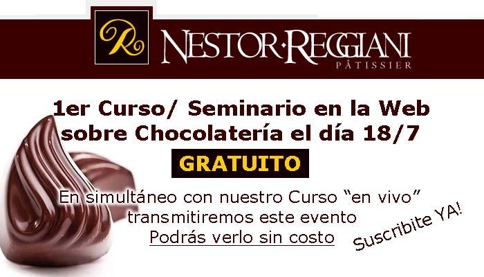 Curso de Chocolateria en la Web GRATUITO