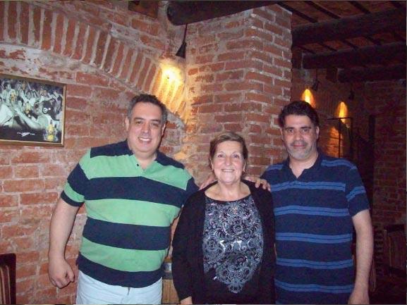 En el instuto de Alta Gastronomía Beatriz Marino de Montevideo, Uruguay